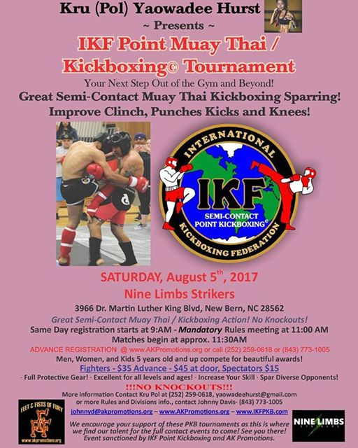 IKF Point Kickboxing
